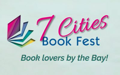 Visit me at the 7 Cities Book Fest in Virginia Beach 10/10-10/11