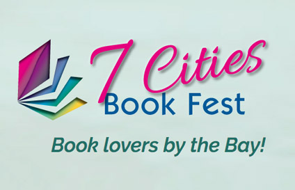 Visit me at the 7 Cities Book Fest in Virginia Beach 11/10-11/11