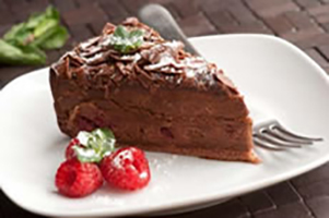 Mike's Chocolate Espresso Cake