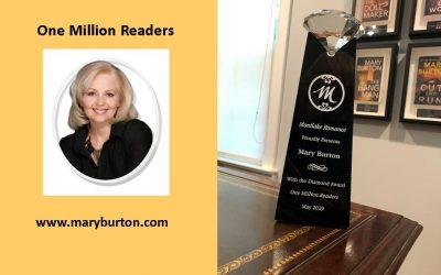 One Million Readers!